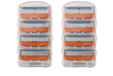 Gilette Fusion Power Razor Blade Refills - 8 Cartridges BULK