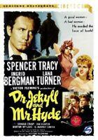 Dr. Jekyll e Mr. Hyde (DVD - Versione Restaurata - Cineteca Quadrifoglio) Nuovo