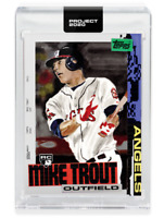 In Hand w/Receipt Topps PROJECT 2020 Card 85 2011 Mike Trout by Jacob Rochester