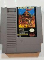 Genghis Khan (Nintendo) NES