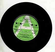SHIRLEY BASSEY disco 45 g MADE in UK Without a word + This is my life (La vita)