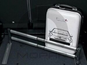 14-16 Fiat 500L 500X New Aluminum Telescopic Cargo Bar Adjustable Mopar Oem