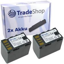 2x Batería Jvc bn-vf808u bn-vf815u bn-vf823u gz-mg155 mg575