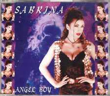 Sabrina - Angel Boy - CDM - 1995 - Eurodance Italodance 4TR Salerno Zafret