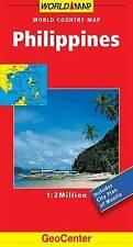 Philippines GeoCenter World Map (GeoCenter Maps), Geocenter, Very Good, Map