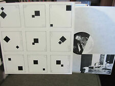 SURPLUS STOCK MINIMAL SYNTH NOT IN HOLLAND RARE LP '80 cold wave w/postcard WOW!