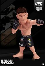BRIAN STANN ULTIMATE COLLECTORS SERIES 12 REGULAR EDITION ROUND 5 UFC FIGURE