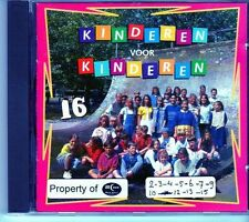 (EI308) Kinderen Voor Kinderen 16 - 1995 CD
