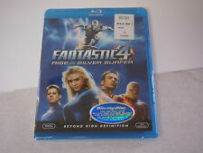 FANTASTIC FOUR RISE OF THE SURFER (Blu-ray Disc, 2009) NEW