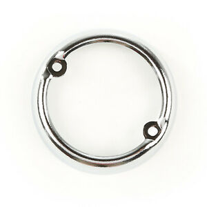Fits Willys 50-64 Jeepster, Station Wagon, Truck Chrome Lights Parking Bezel   1