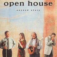 Open House : Second Story CD (1999) ***NEW*** FREE Shipping, Save £s