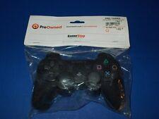 Sony PS3 Playstation DualShock 3 Wireless Bluetooth Controller Black GameStop