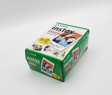 10 or 20 Prints Fujifilm instax instant film For Fuji mini 8 & 9 Camera
