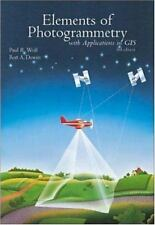 Elements of Photogrammetry with Applications in GIS by Wolf,Paul, DeWitt,Bon, D