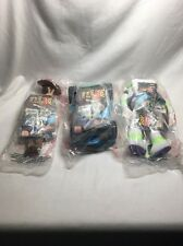 Toy Story Burger King 1995 Set of 3 Woody, Buzz & RC Action Figures