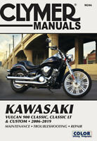 Kawasaki Vulcan Classic LT Custom 2006-2019 SHOP SERVICE REPAIR MANUAL BOOK