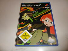 Playstation 2 ps 2 Kim possible-arrête le Dr stoppable