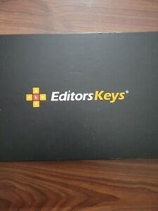 EditorsKeys - Adobe Premiere CC Backlit Keyboard - MAC