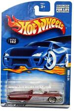 2001 Hot Wheels #142 1963 Ford T-Bird lace