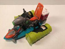 TMNT SEWER CRUISER 2012 Viacom Teenage Mutant Ninja Turtles Vehicle Bike Board