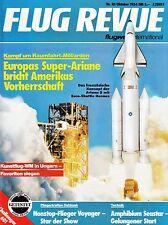 2r8410/ Flug Revue - Ausgabe 10/1984 - TOPP HEFT