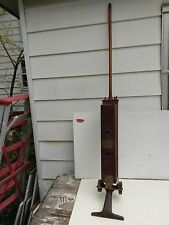 ANTIQUE EARLY 1900S THE DOTY BELLOWS VACUUM SWEEPER CLEANER MFG IN DAYTON OHIO