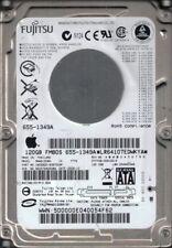 Fujitsu MHW2120BH MAC 655-1349A 120GB P/N: CA06820-B38700AP