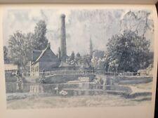 Middle Mill, Colchester,  Essex, 1947 Vintage Print