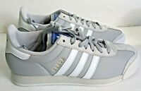 New Adidas Originals Womens Samoa W Grey Size 9 Shoes - BY3521  Ships Free