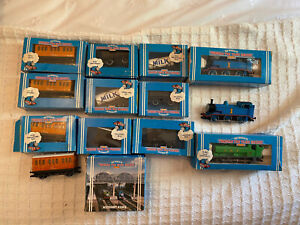 Hornby 00 Gauge Thomas & Friends - Thomas Tank Percy and carriages