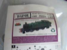 DAPOL OO/HO KITSET CO89 GWR PRAIRIE CLASS STEAM TANK LOCO