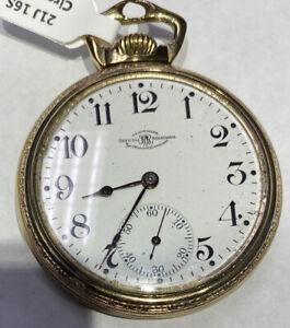 1905 Ball - Offical Standard - model 1899 - 21 Jewels