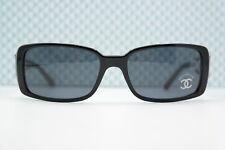 Sonnenbrille Original Chanel 5115 col. 501 schwarz CC Logo sunglasses NEU