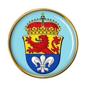 Darmstadt (Germany) Pin Badge