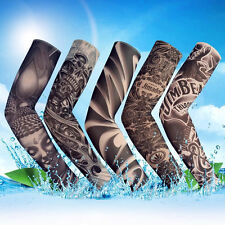 Unisex Temporary Fake Slip On Tattoo Arm Sleeves Kit New Fashion High Quality hs