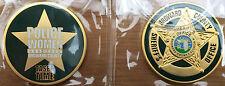 "Broward County Sheriff's Office ""POLICE WOMEN OF BROWARD COUNTY"" challenge coin"