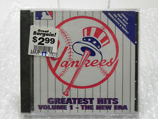NEW YORK YANKEES - Greatest Hits, Vol 1: New Era - CD  Sealed
