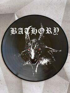 Bathory same st Picture LP Near Mint Black Mark Production 2007 – BMPD666- 1