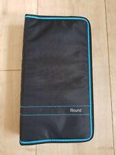 iSound 72 CD/DVD Disc Zipped Soft Bodied Storage Case