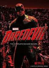 DAREDEVIL: THE COMPLETE SECOND SEASON BLU-RAY - CHARLIE COX - DEBORAH ANN WOLL