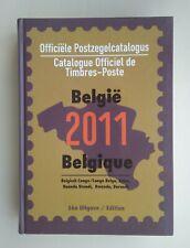 PHILATELIE, FILATELIE: Catalogue Timbres-Poste belges 2011 Postzegelcatalogus