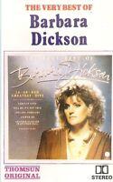 Barbra Dickson..The Very Best Of.  Import Cassette Tape