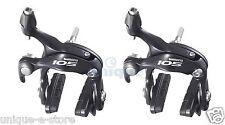 New Shimano 105 BR-5700 Road Bike Brake pair set Calipers Black for Dual Lever