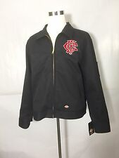 Chicago Fire Department  Jacket with Embroidered CFD Logo X- Large Black
