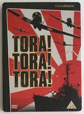 Tora Tora Tora (2 Disc Set, 2007) Steelbook, Biographical War Drama, Region 2