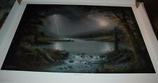 Jesse Barnes EXPRESSIONS OF NATURE - Limited Edition S/N unframed paper, RARE!