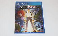 NEW & SEALED Saturday Morning RPG PS4 Playstation 4 BEAUTIFUL SHAPE 1980 COPIES
