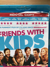 Adam Scott MEGAN FOX amis with Kids ~2012 Comédie Indie GB BLU-RAY
