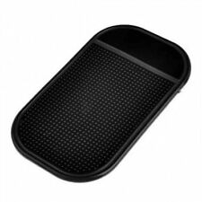 Anti slip Mat for Car Dash.Black, size> 8.5cm/15cm.Brand New Sealed.