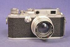 Canon IIIa Sucherkamera mit Jupiter 2/5cm / Rangefinder Camera 50er